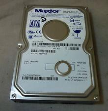 """250GB Maxtor MaXLine Plus 0D9994-II D9994 7Y250M006725M Hard Disk SATA da 3.5"""""""