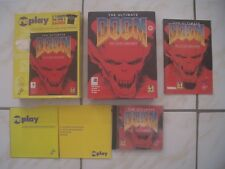 The Ultimate Doom PC big box