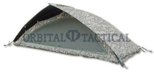 ORC Army USGI Military ICS Improved Combat Shelter ACU 1 Person Tent Complete