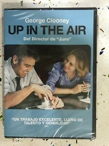 Up IN The Air DVD Neuf Scellé George Clooney Espagnol Anglais Am