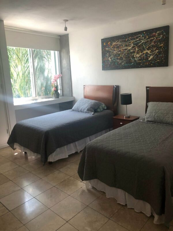 RENTA Departamento Monterrey Zona San Jeronimo Amueblado 3 recamaras