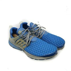 separation shoes 1869f c4b92 Image is loading Vintage-Nike-Air-Presto-Woven-Running-Shoes-Mens-