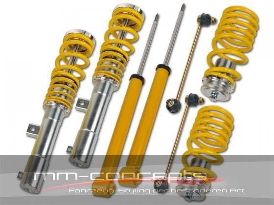 TOPline Gewindefahrwerk für Opel  Astra H 05