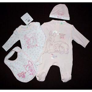 Lot 6 Pyjama Fille 12 Mois Vêtements, Accessoires disney