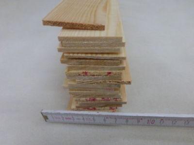 (0.2) 50m Rechteckleiste Kiefer In 4x44mm