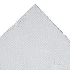 39cm x 45 15.5/'/' x 17.5/'/' RTO prepacked Aida Cross stitch fabric ECRU 11 count