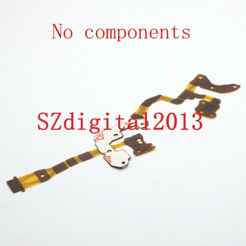 Top Cover Control Switch Flex Cable For SONY A7 II ILCE-7M2 Repair Part
