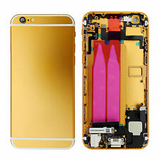 Battery Case Door Rear Cover Housing Frame Assembly For iPhone 6 4.7 Repair part
