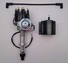 Pontiac Black Small Cap Hei Distributor Coil Wire 301 326 350 389 400 455