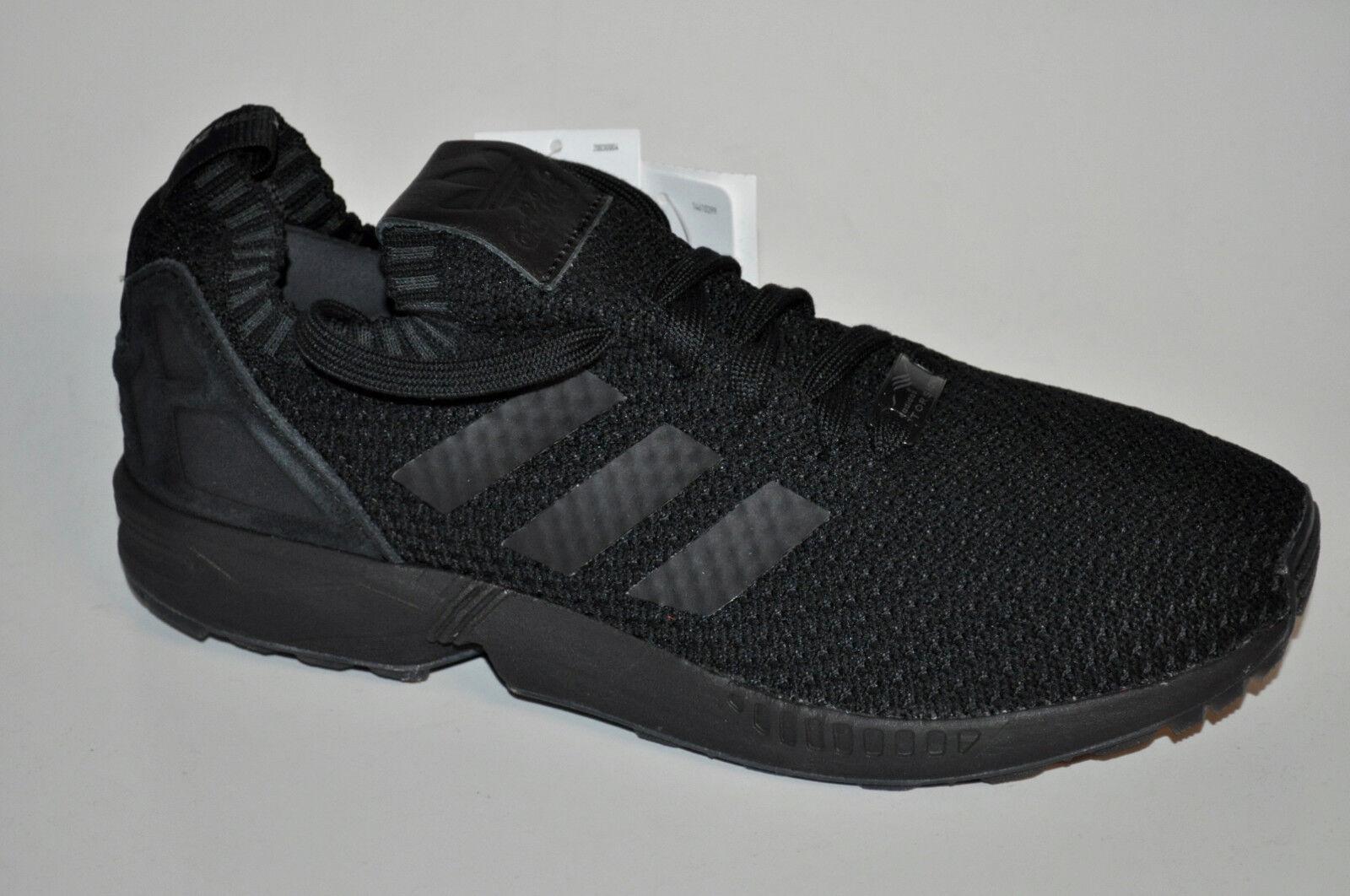Adidas ZX Negro Flux PK s75976 cNegro Negro ZX negro 5d862f