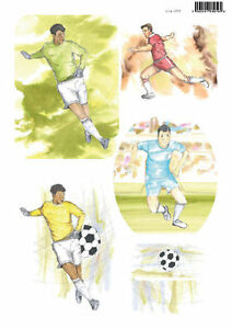 fd82dc42ec Craft UK Die Cut Toppers Line 2078 - Football 5060294532569