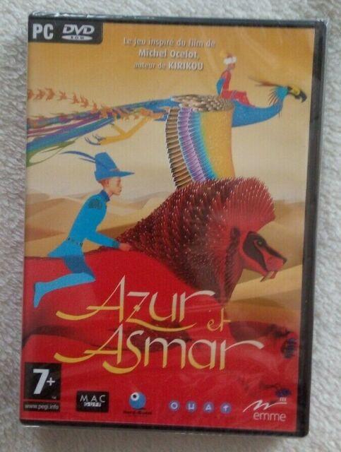 Azur Et Asmar - Jeu PC- Neuf