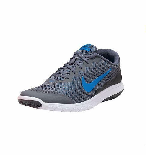 Nuove nike mens flex esperienza rn 4 grigio blu in scarpe da ginnastica numero 13   Pacchetto Elegante E Robusto    Scolaro/Ragazze Scarpa