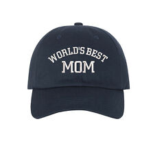 e4876196eab item 2 WORLD S BEST MOM Dad Hat Embroidered Mommy Baseball Cap Many Colors  Available -WORLD S BEST MOM Dad Hat Embroidered Mommy Baseball Cap Many  Colors ...