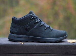 Fuera de Lectura cuidadosa docena  Timberland Euro Sprint Trekker A1YN5 Leather Hiking/Winter Boots | eBay