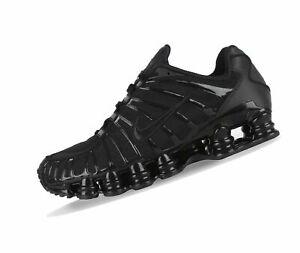 look out for biggest discount 2018 shoes Details zu NIKE SHOX TL SCHUHE SNEAKER SPORTSCHUHE SCHWARZ r4 nz