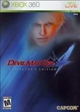 Devil May Cry 4 (Microsoft Xbox 360, 2008) - Steelbook + Cover - MINT