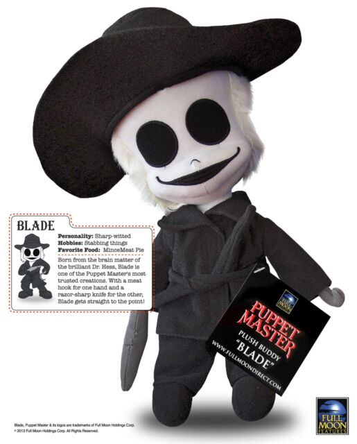 84df719c77 Puppet Master Torch Limited Edition Bobble Head Knocker Figure Full Moon  Horror for sale online