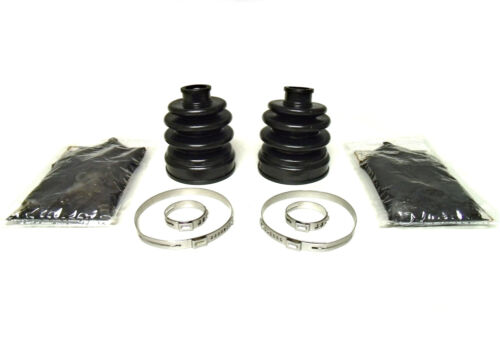 2003-2008 RTV 900 Pair of Front Axle Outer CV Boot Kits for Kubota