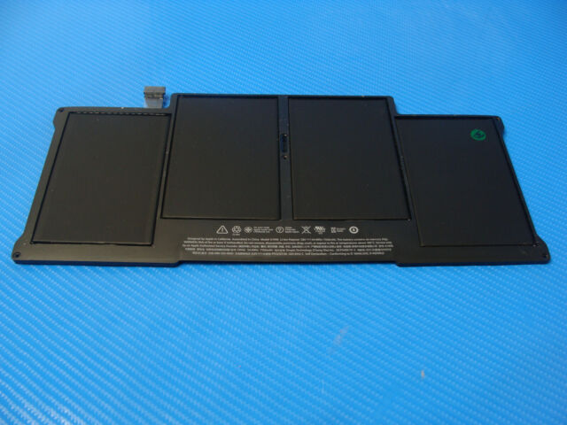 Grade a Genuine Apple Battery A1496 MacBook Air 13 A1466 ...