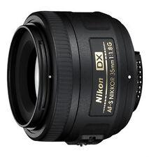 Nikon AF-S DX Nikkor 35mm f/1.8 G Lens (SMP4)