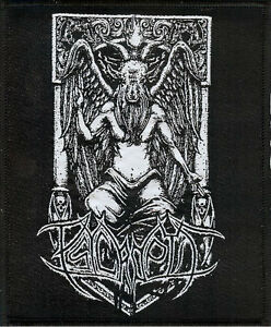 Psycroptic-Baphomet-Patch-Suffocation-Decapitated-Technical-Death-Metal
