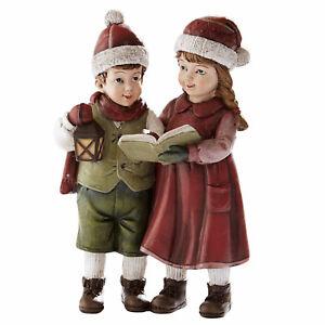 Dekofigur-Anna-amp-Tobi-Weihnachtsdekoration-fuer-Weihnachten