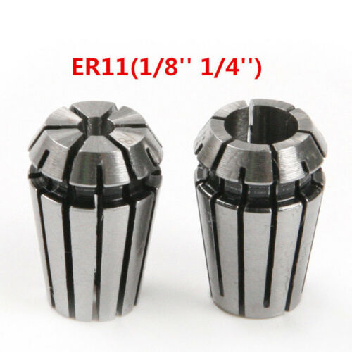 15pcs ER11 High Precision Spring Collet Set for CNC Engraving Machine Lathe Mill