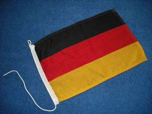 Deutschlandflagge ca 70*100 cm schwarz rot gold Fahne 35.454.05