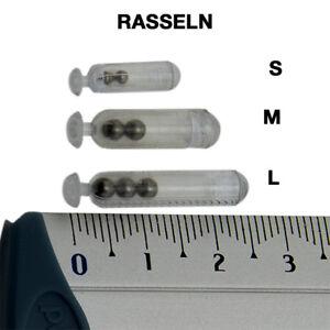 Paladin Glas Rassel Vibrationskörper Gummifisch Schleppmontage Gummifische Shad