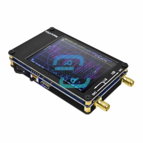 1//2//5PCS Wholesale NanoVNA Vector Network Analyzer MF HF VHF UHF Antenne S4I3