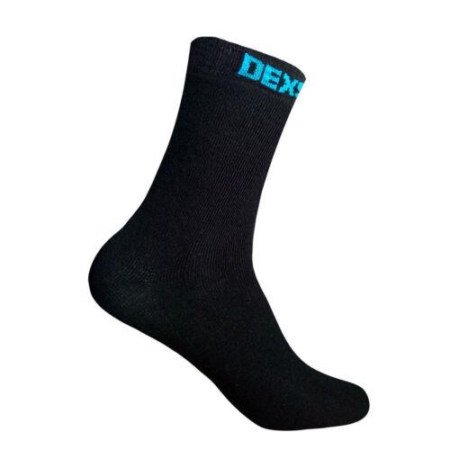DexShell Ultra Thin Black Waterproof Socks