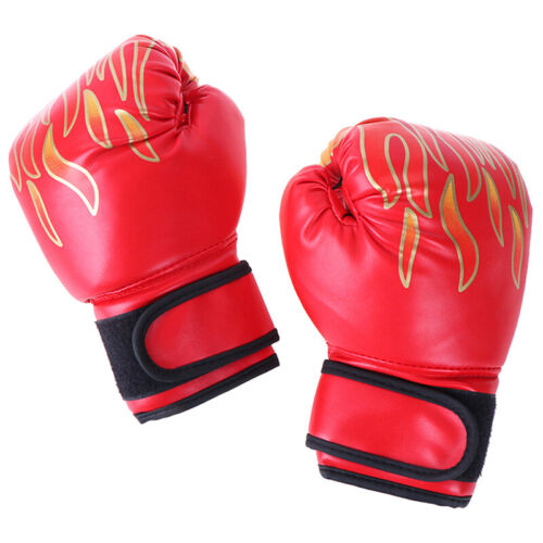 Boxing gloves Children Junior Youth Sparring Training Kick Boxing gloves UK FB