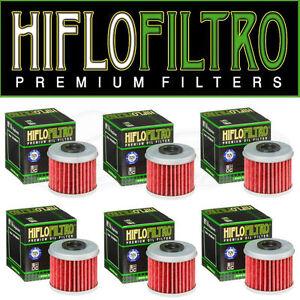 Details about SUZUKI HIFLO OIL FILTERS HF139 DRZ 400 00 - ON X 6