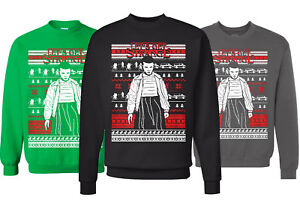 Ugly Christmas Sweater Funny.Details About Let S Get Strange Ugly Christmas Sweater Funny Stranger Things El Sweatshirt