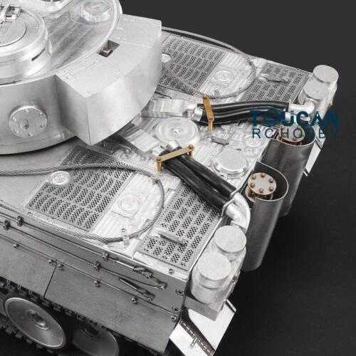 Henglong 1//16 German Tiger I RC Tank 3818 Model Armored Metal Guard Plate Parts