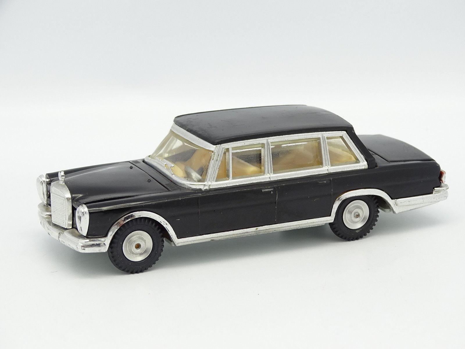 Gama Mini SB 1 43 - Mercedes 600 Noire