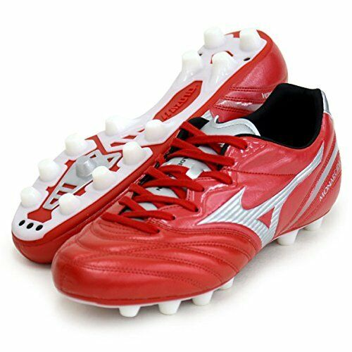 MIZUNO Soccer Football Spike chaussures MONARCIDA 2 JAPAN P1GA1821 rouge US6.5(24.5cm)