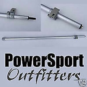 "Boat Cover Pooling Pole 59"" Max Tent Pole Camlock Adjustable Aluminum New"