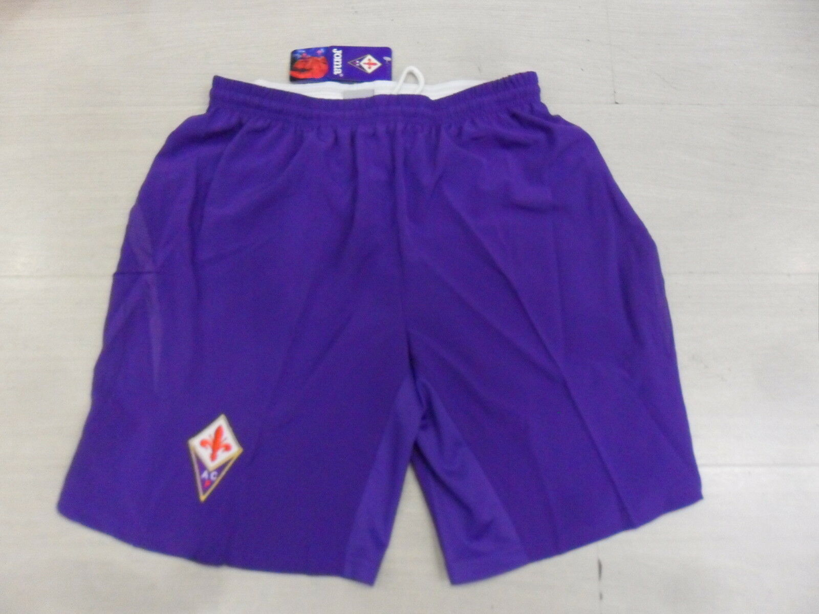1653 size XL JOMA FIORENTINA SHORT COURSE TROIS MATCH short short purple