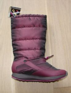 Winter ladies Gtx 4 Boots Clark's Size Women's D Burgundy wqTWTPZ6IC