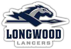Longwood Lancers University College Ncaa Car Bumper Vinyl