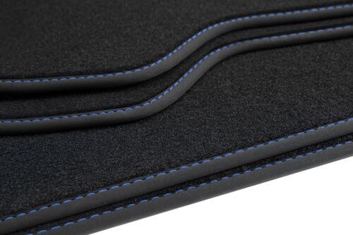 Allwetter Fußmatten für BMW 4er Coupé F32 F82 ab Bj 2013
