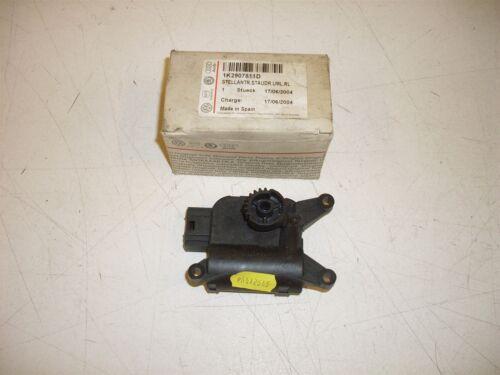 Aleta de recirculación de aire motor V113 VW AUDI SKODA SEAT 1K2907511D New Genuine Part