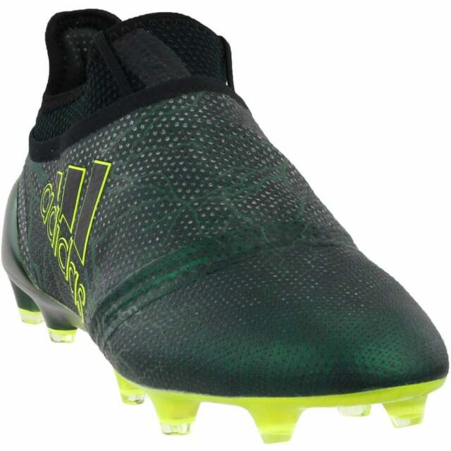 ccb85af24 adidas X 17+ Purespeed Firm Ground - Black - Mens for sale online