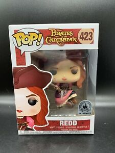 Funko-Pop-Disney-Exclusive-Redd-423-Vinyl-Figure-034-MINT-034-Free-Pop-Protector