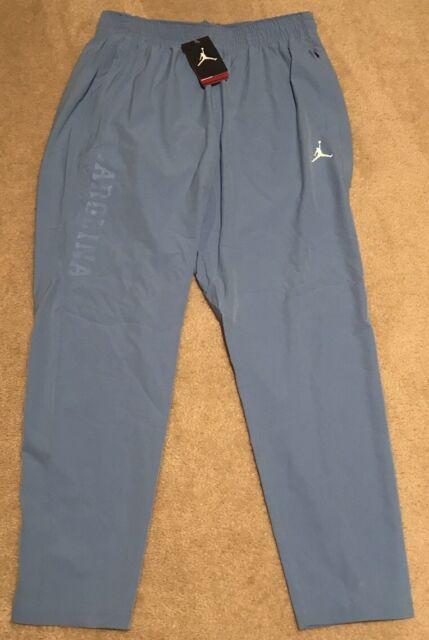 541cad73bfb51b Nike Jordan UNC North Carolina Tar Heels Hyper Elite Pants Large L NWT  100