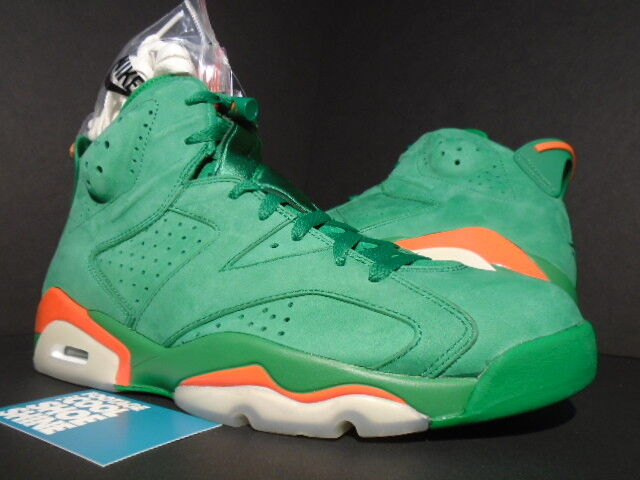 7f9cbcfa5233ab ... green e92d5 04987  coupon code for 2017 nike air jordan retro 6 vi nrg  g8rd gatorade aj5986 335 size