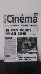 Cinema - N°557 - 1 Au 31 Juillet 1995 - Delle Bambini Au Ciné