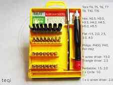 BEST-8908 30 in1 Repair Tool Kit Screwdriver Set Xbox One PS4 T6 T8 T10 Macbook